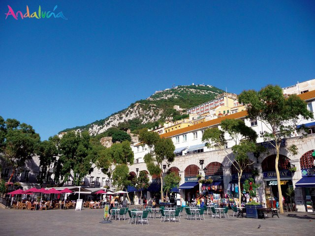 Krásy jižního Španělska (putování Andalusií) - Gibraltar