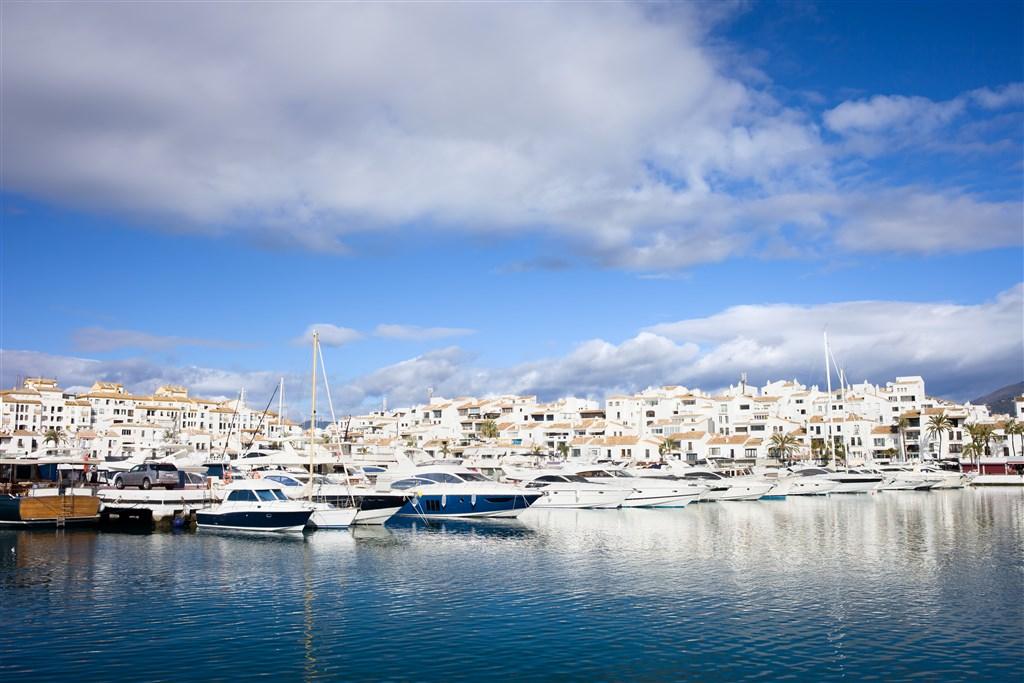 Krásy jižního Španělska (putování Andalusií) - Marbella