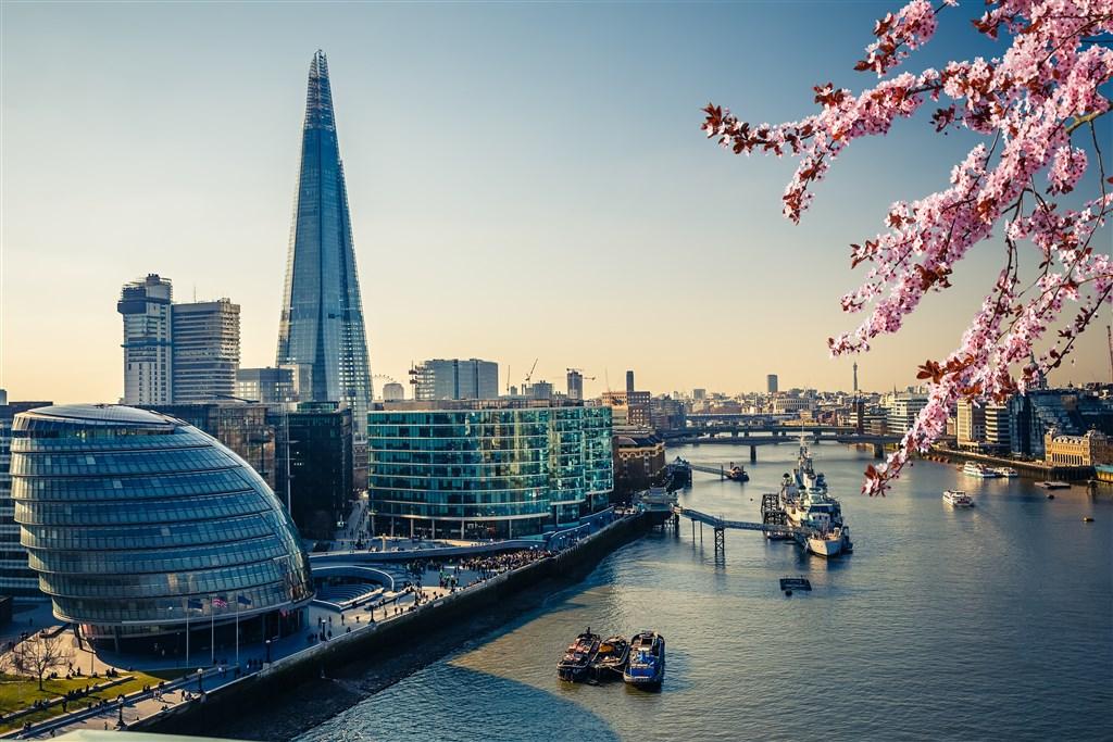 Londýnské předjaří
