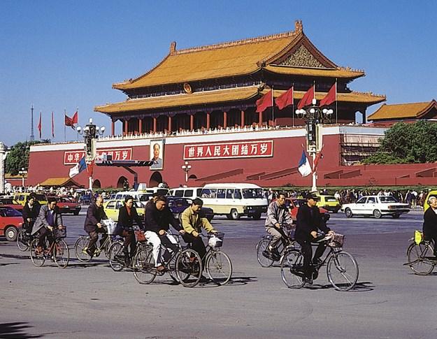 Velký okruh Čínou s návštěvou Hong Kongu
