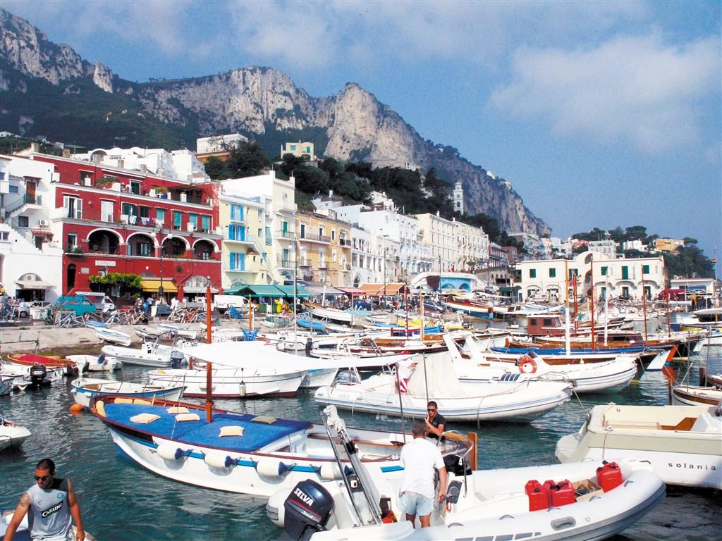 To nejkrásnější z Neapolského zálivu s pobytem na termálním ostrově Ischia v seniorském rytmu - Hotel 4*