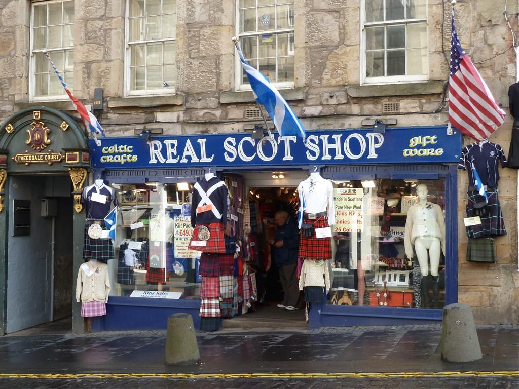 Anglií se skotským pohlazením