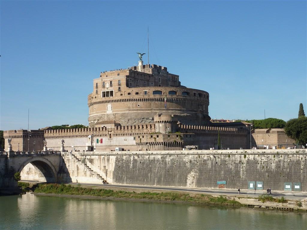 Prodloužený víkend v Římě exclusive