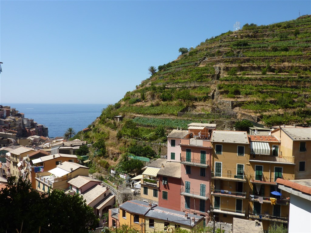 Prodloužené víkendy vtoskánských metropolích snávštěvou Cinque Terre