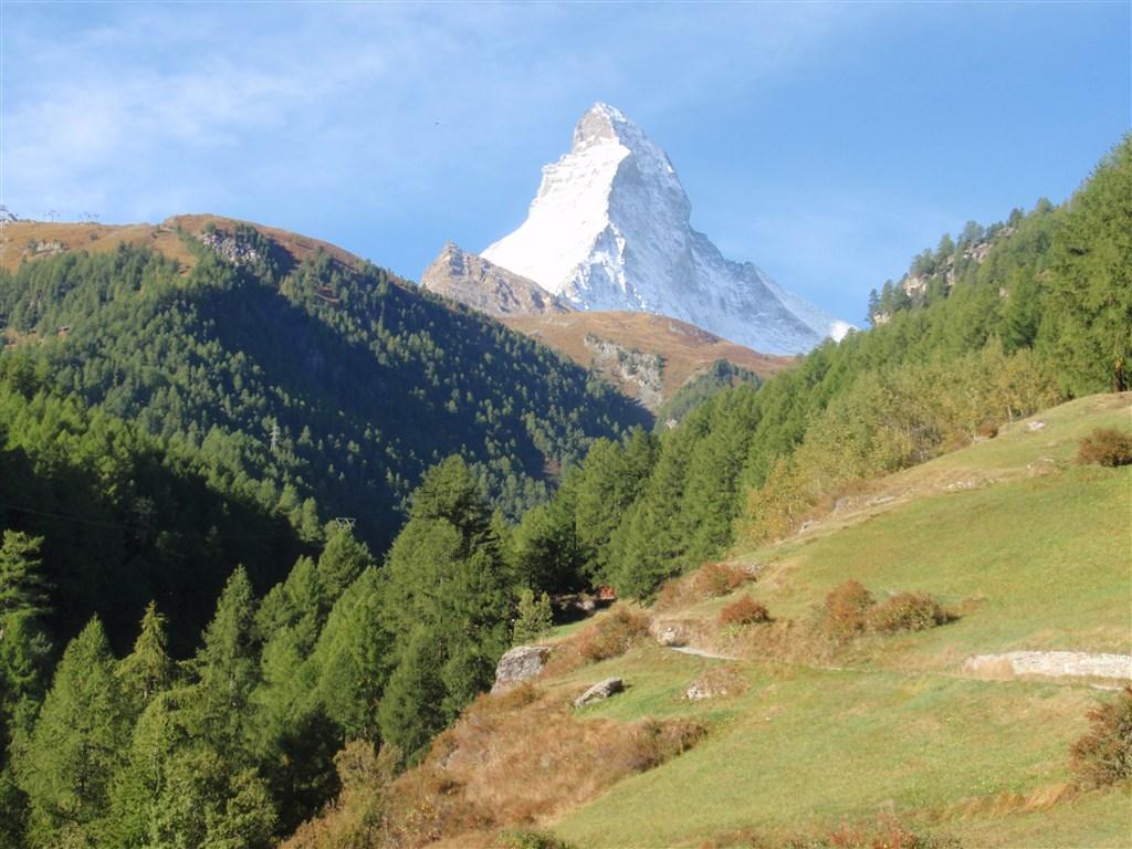 Nejkrásnější kouty Alp (autobusem)