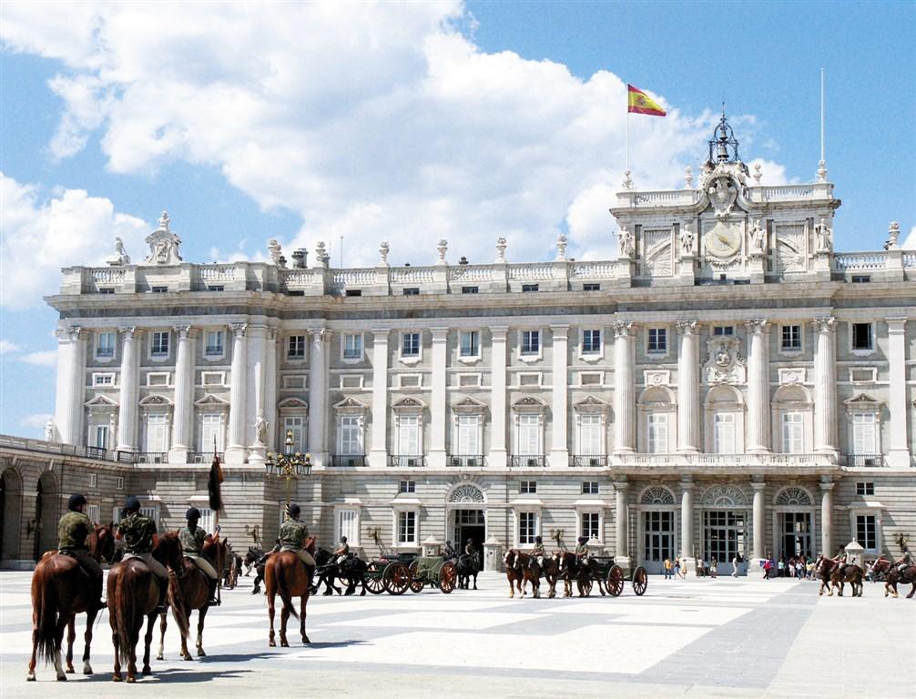 Prodloužený letecký víkend v Madridu