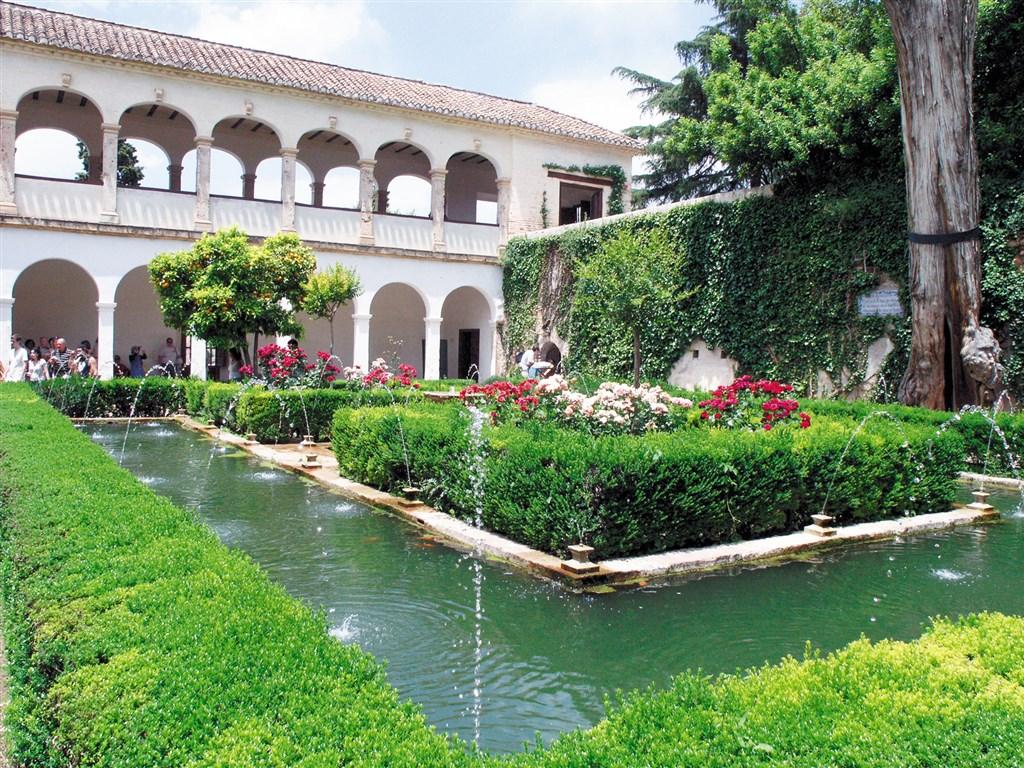 Krásy jižního Španělska (putování Andalusií) - Granada