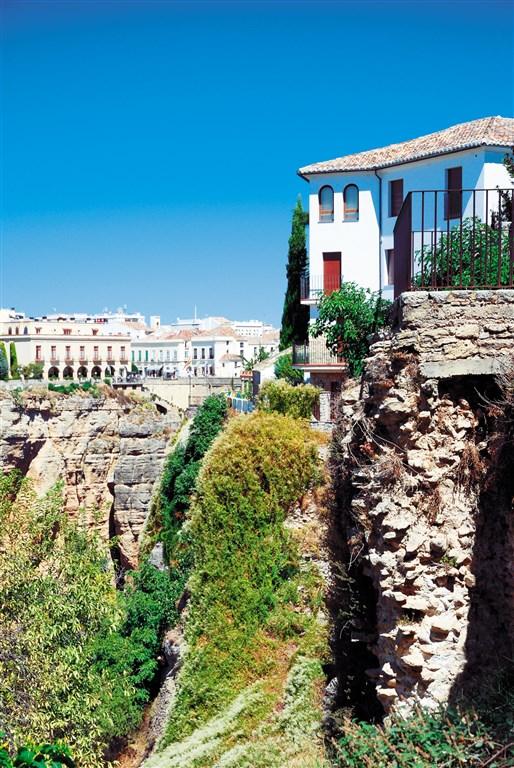 Krásy jižního Španělska (putování Andalusií) - Ronda