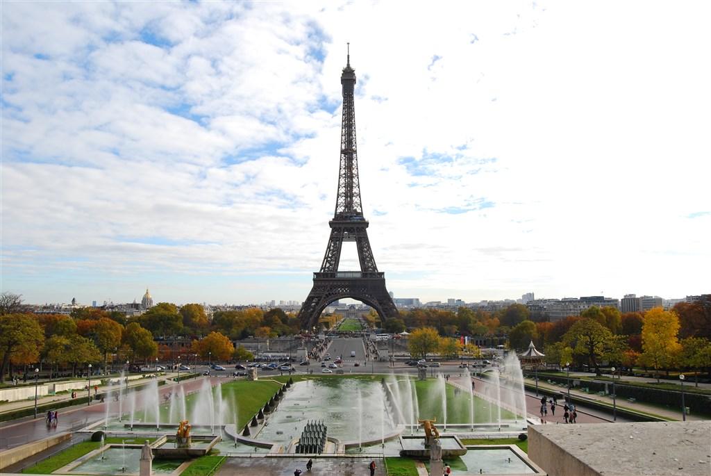 Paříž - prodloužený víkend