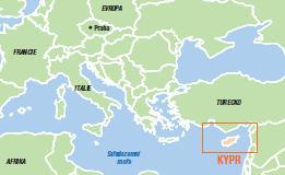 Ostrov Kypr